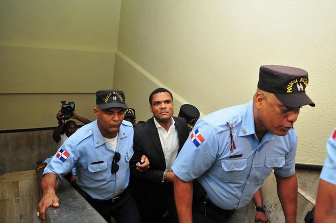 Fiscalía deposita acusación contra Donni Santana acusado de incesto