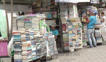 Se dinamizan las ventas de libros y útiles por inicio nuevo año escolar