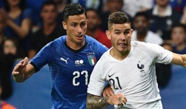 Sancionan de oficio a futbolista italiano por blasfemar en pleno partido