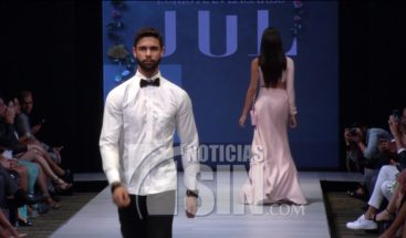 Realizan apertura de RD Fashion Week 2018