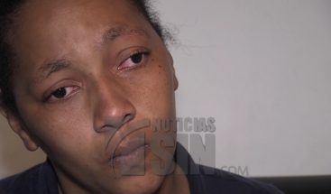 Mujer denuncia hija fue herida a pedradas en el municipio Los Alcarrizos