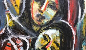 Artista puertorriqueño subasta obras por la salud de Jorge Diep