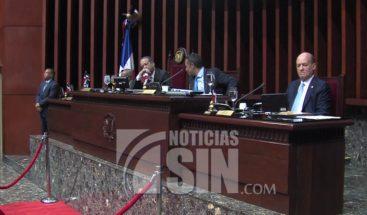 Presidentes de ambas cámaras legislativas hacen su rendición de cuentas
