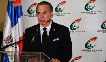 Ministro de Cultura visitará este viernes la provincia Hermanas Mirabal
