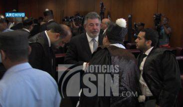 Imputados caso Odebrecht volverán a estar frente al juez Francisco