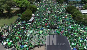 Crecen diferencias entre diputados del PLD tras Marcha del Millón