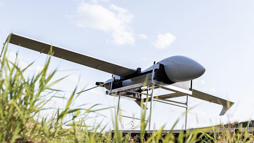 Kaláshnikov presenta un innovador dron que puede volar 1.200 kilómetros