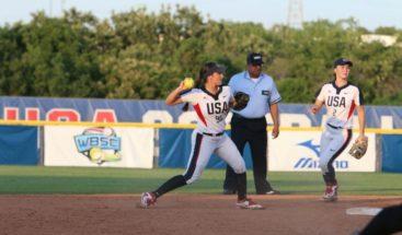 Puerto Rico pierde el invicto contra EEUU en el mundial de sóftbol