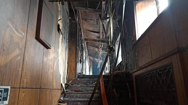 Al menos 18 muertos en un incendio en un hotel en el noreste de China