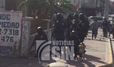 En medio de huelga indefinida tirotean vivienda en Navarrete