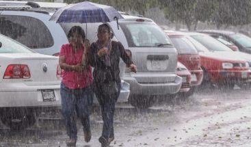 COE emite alerta verde para siete provincias por vaguada