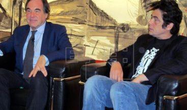 Benicio Del Toro y Oliver Stone trabajarán juntos en