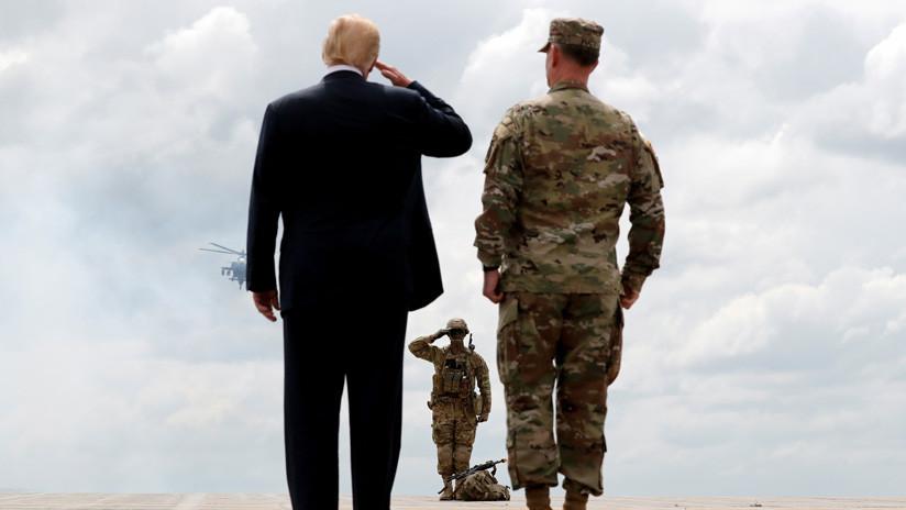 Trump planea comprar aviones con el dinero ahorrado al cancelar desfile