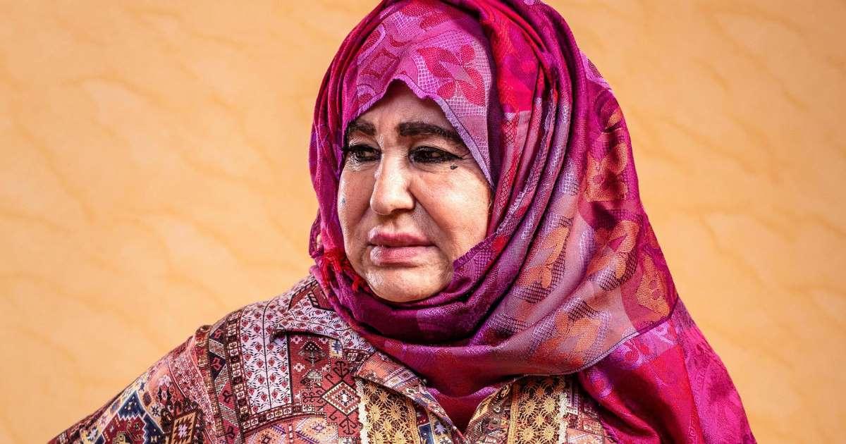 Madre de Bin Laden dice que