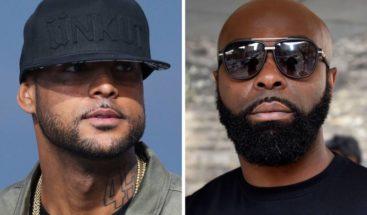 Los raperos Booba y Kaaris, en libertad condicional a espera de juicio