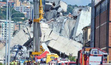 Italia decreta estado de emergencia de 12 meses en zona siniestrada