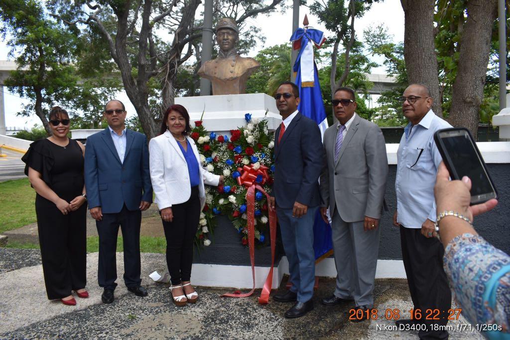 Puerto Rico conmemora gesta patriótica de Restauración de RD