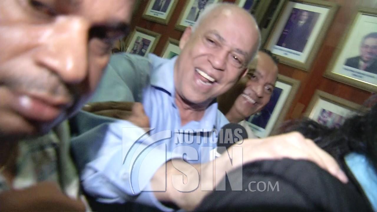 Dejan en libertad abogado Portorreal intentando salir del país