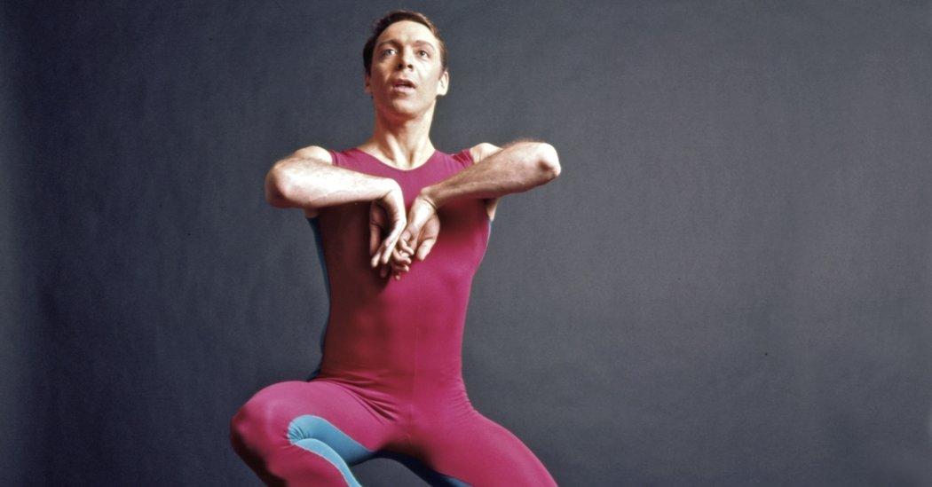 Muere a los 88 años Paul Taylor considerado una leyenda de la danza