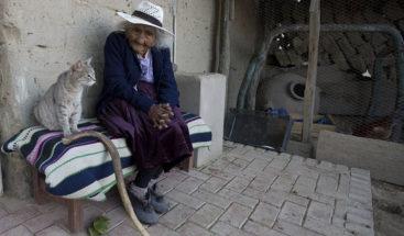 Boliviana de casi 118 años opta al récord Guinness a mujer más longeva