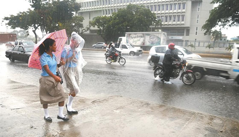 Vaguada provocará aguaceros después del mediodía en varias provincias
