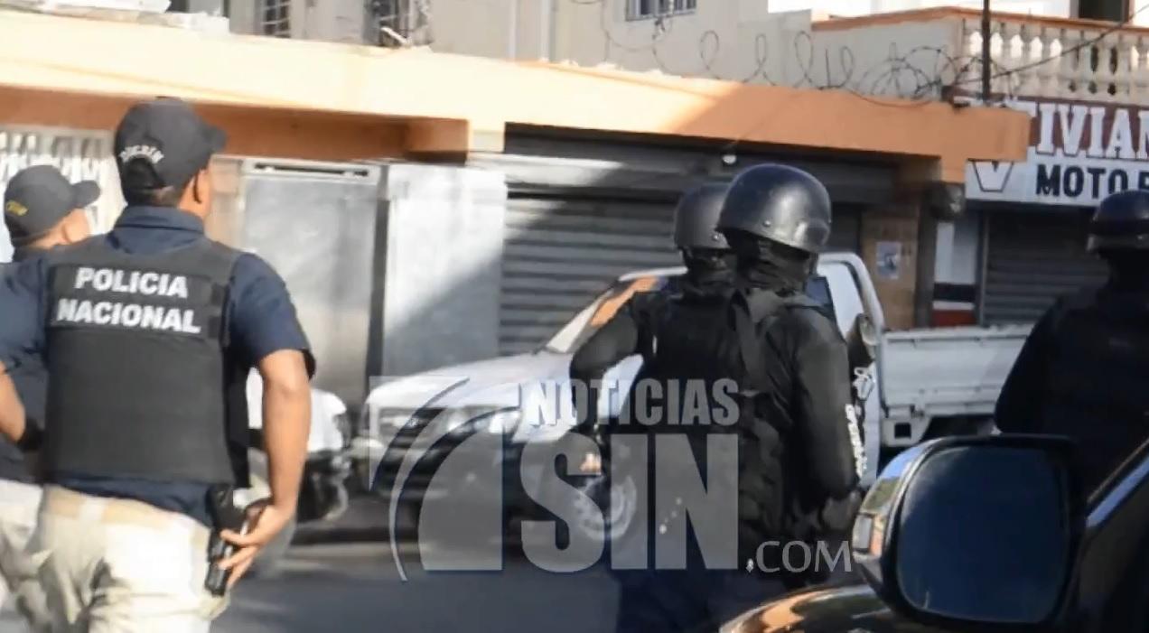 Matan a dos presuntos narcotraficantes durante operativo en La Romana
