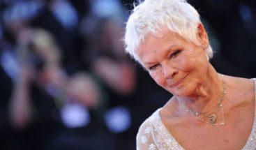 La dama del cine británico Judi Dench, Premio Donostia en San Sebastián