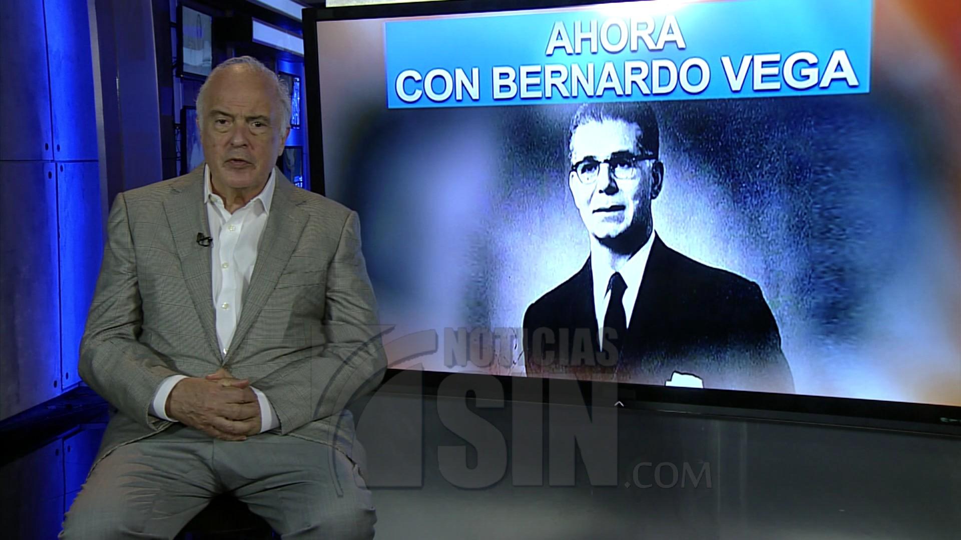 Bernardo Vega:Tres anécdotas sobre importantes políticos dominicanos