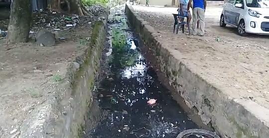 Moradores de Haina piden readecuación de cañada