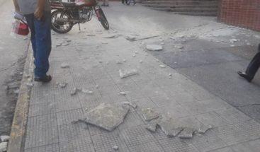 Venezuela ubica sismo en 6,9 y registra daños en edificaciones