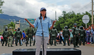 Embajadora de EEUU ante la ONU pide  salida del poder de Nicolás Maduro