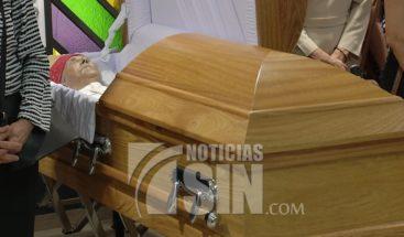 Iglesia rinde honras fúnebres a obispo de Barahona