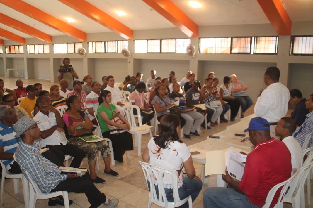 ADN inicia talleres para facilitadores del Plan Educación Ciudadana