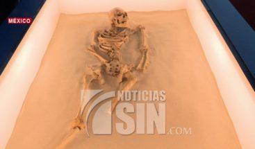 Confirman hallazgo de restos humanos del periodo posclásico en México