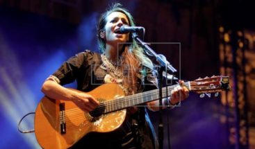 Cantante española Bebe visitará Uruguay para presentar una gira acústica