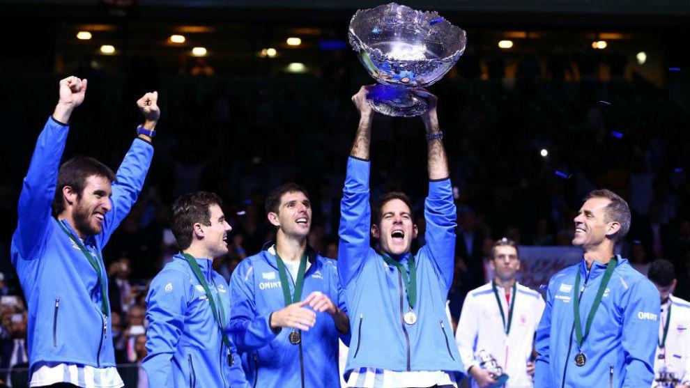Este jueves se decide el futuro del nuevo formato de Copa Davis