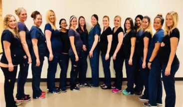 16 enfermeras de hospital en EEUU se embarazan casi al mismo tiempo