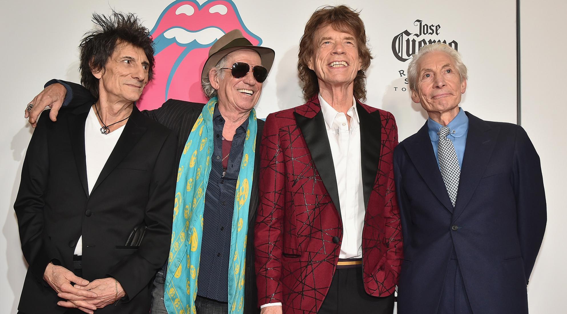 Rolling Stones seleccionan a sus ídolos del blues para nuevo disco