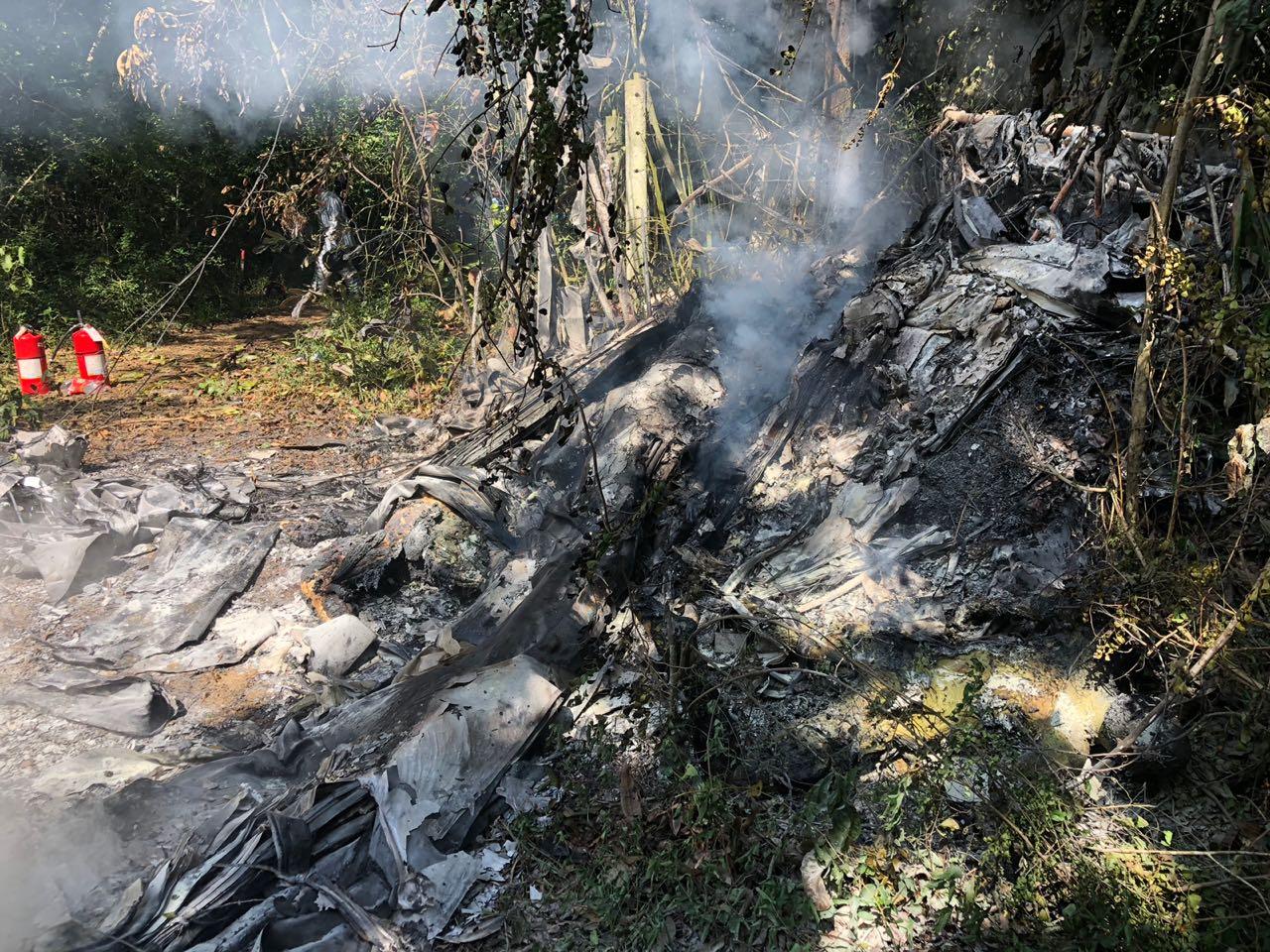 Velan restos del cardiólogo fallecido tras accidente aéreo