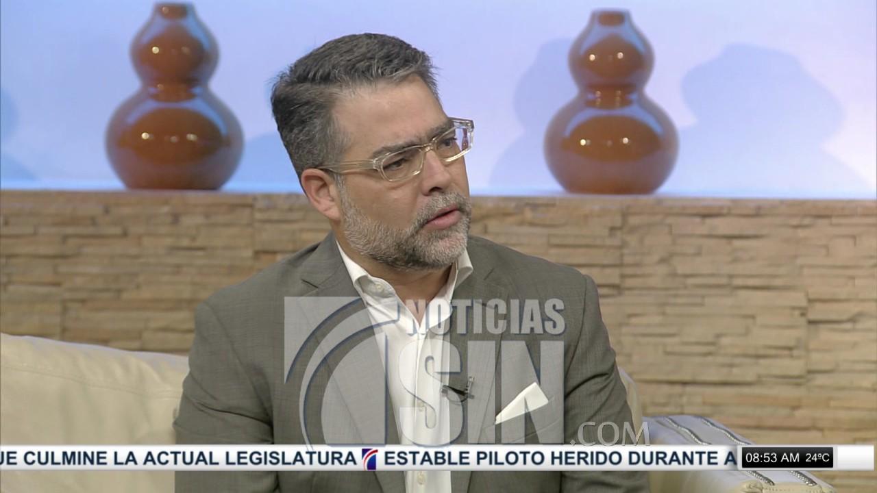 Economista Selman habla acerca del crecimiento económico Banco Central