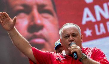 Diputado venezolano presenta en EEUU pruebas contra Cabello por lavado