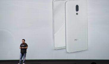 Meizu se lanza al mercado de los móviles 'todo pantalla' con el 16