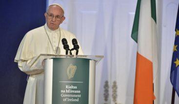 El papa pide medidas para no repetir