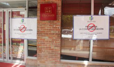 Pro Consumidor cierra Restaurante en Piantini por problemas de higiene