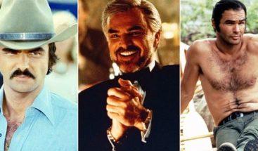 Muere Burt Reynolds, un icono que dominó Hollywood durante años