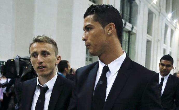 La batalla final entre Cristiano y Modric se libra en los The Best