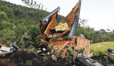 Ascienden a 18 los muertos por el terremoto en el norte de Japón