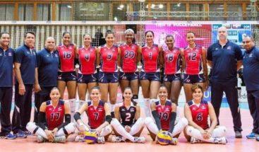 R. Dominicana va por la segunda ronda en su segundo Mundial de voleibol