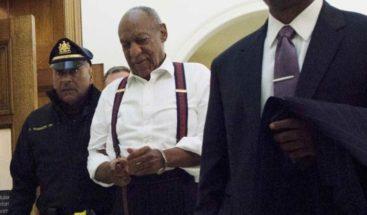 Bill Cosby pasará su primera noche tras las rejas