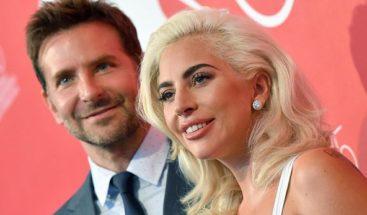 Lady Gaga y Cooper exploran caminos del éxito con aplauso de la Mostra